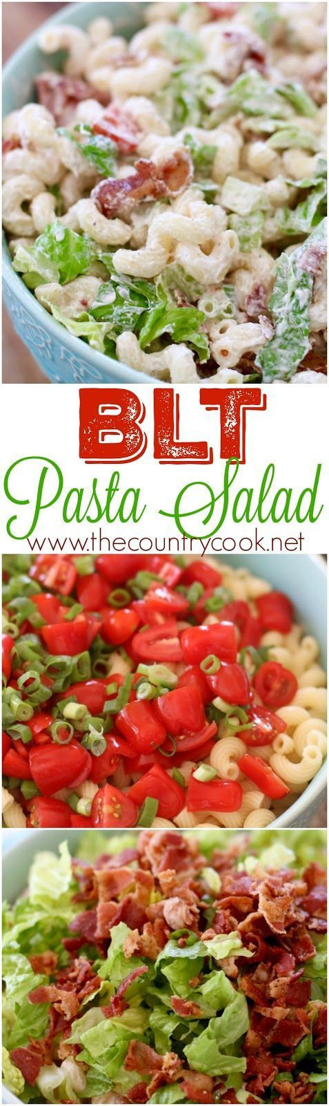 Easy Summer Dinners For A Crowd  Easy Pasta Salads Recipes – The BEST Yummy Barbecue Side