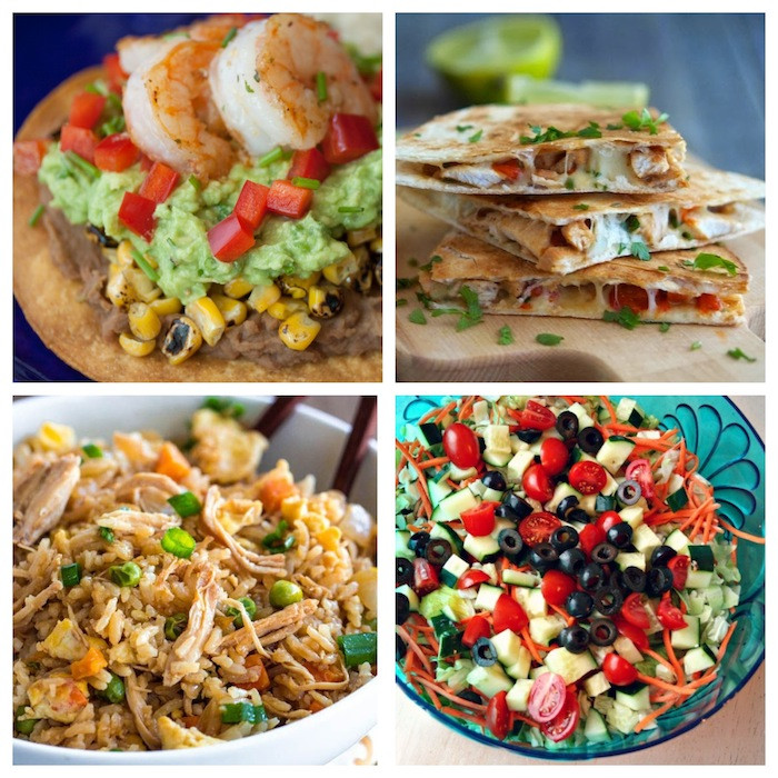 Easy Summer Dinners For Family  Simple Summer Meal Ideas
