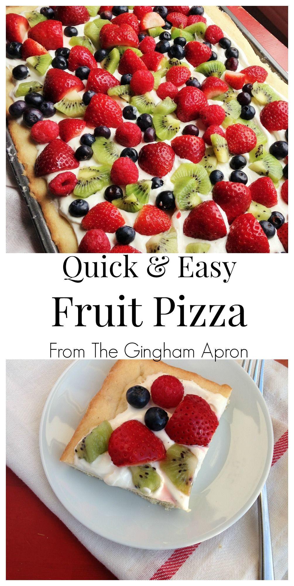 Easy Summer Fruit Desserts  Best 25 Easy fruit desserts ideas on Pinterest