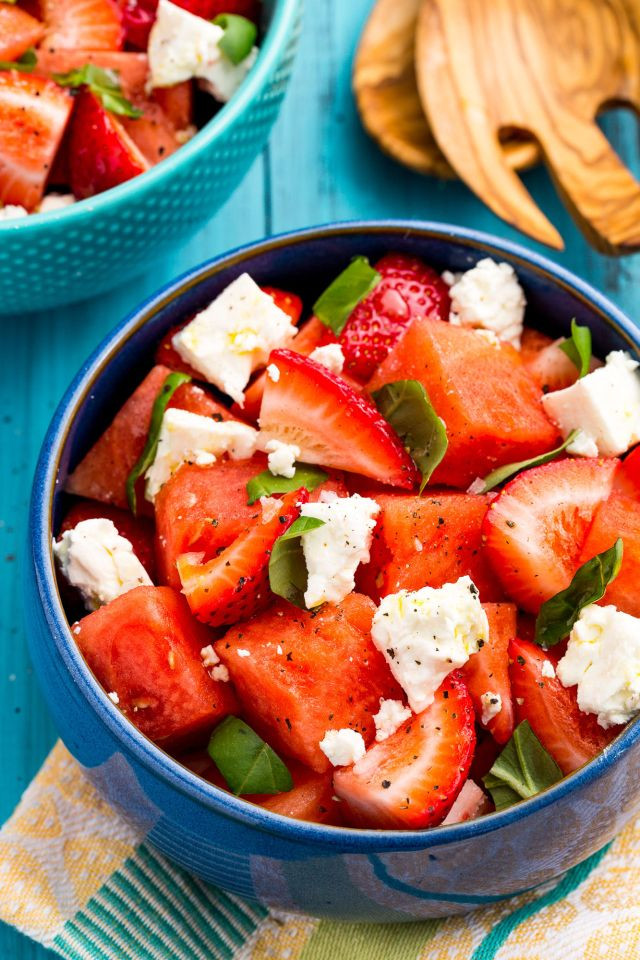Easy Summer Side Dishes  The 50 Most Delish Easy Summer Side Dishes