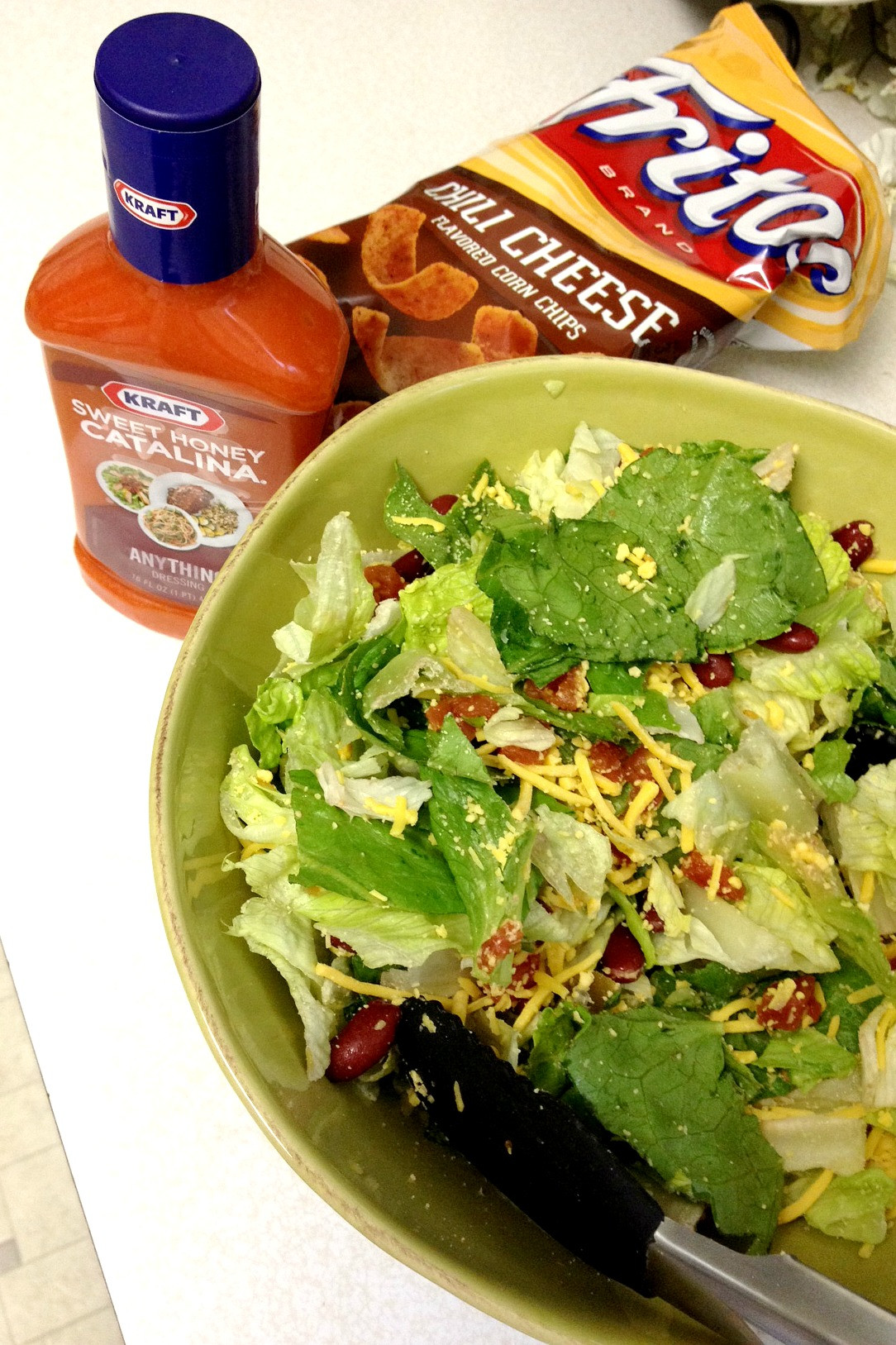 Easy Summer Side Dishes  Tangy Southwest Salad – Easy Summer Side Dish