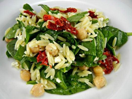 Easy Summer Vegetarian Recipes  Summer Salad Recipe Roundup Salad Recipes