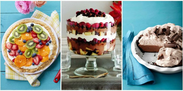 Easy Summertime Desserts  43 Easy No Bake Summer Desserts Simple Recipes for
