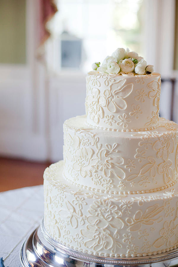 Easy Wedding Cake Recipes  An easy recipe for an elegant cake that s hard to for