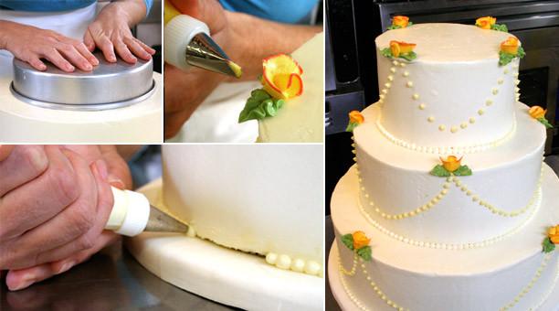 Easy Wedding Cakes To Make Yourself  Make Your Own Wedding Cake Weddings