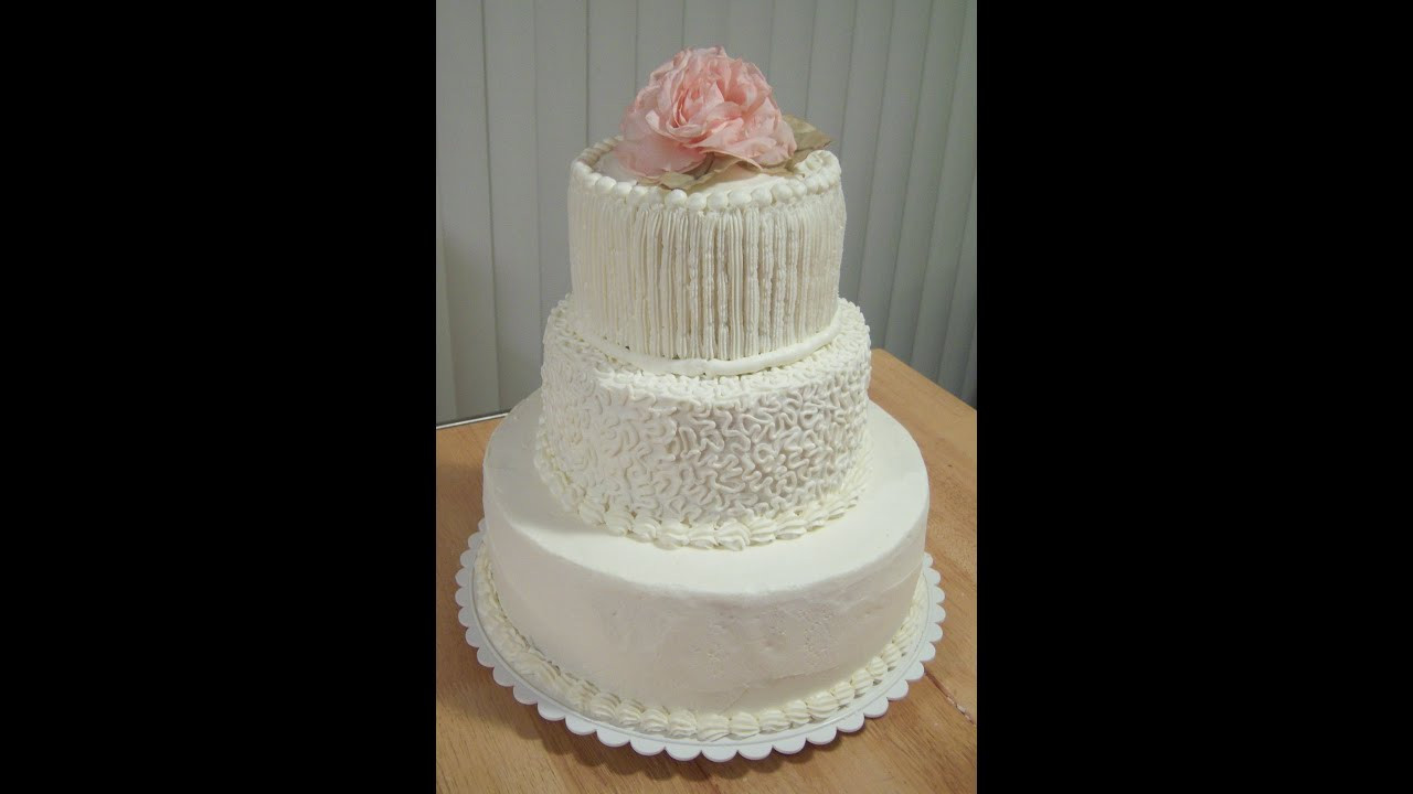 Easy Wedding Cakes To Make Yourself  Do It Yourself Wedding Cake for Under $50