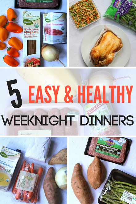 Easy Weeknight Dinners Healthy  Things I'm Loving Friday 218 Peanut Butter Fingers
