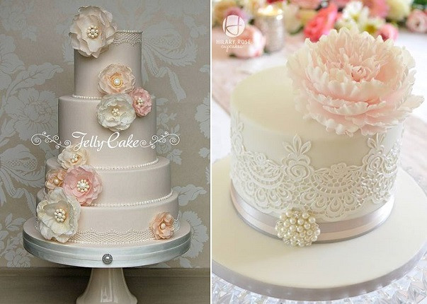 Edible Lace For Wedding Cakes  Edible lace for wedding cakes idea in 2017