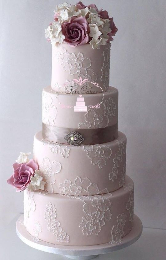 Edible Lace For Wedding Cakes  92 best Edible Lace images on Pinterest