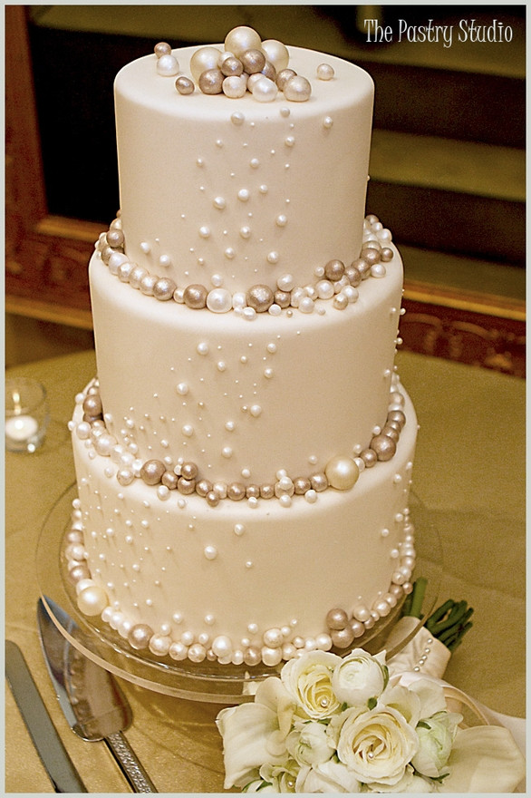 Edible Pearls For Wedding Cakes  Life is sweet