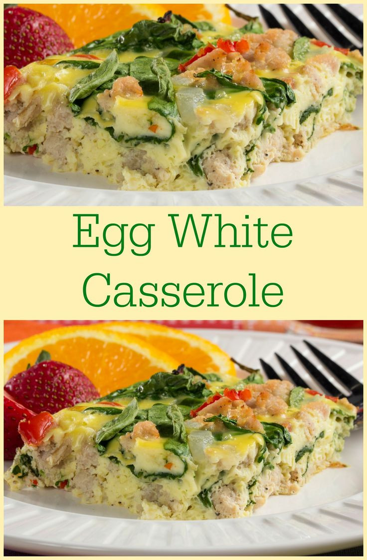 Egg White Breakfast Recipes Healthy  129 best Low Carb Recipes images on Pinterest