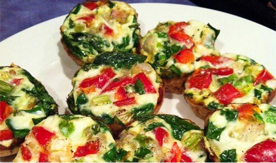 Egg White Breakfast Recipes Healthy  Contest Prep Nutrition 5 Tasty Breakfast Recipes