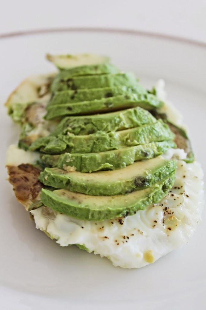 Egg White Breakfast Recipes Healthy  Easy Healthy Breakfast Egg White Avocado