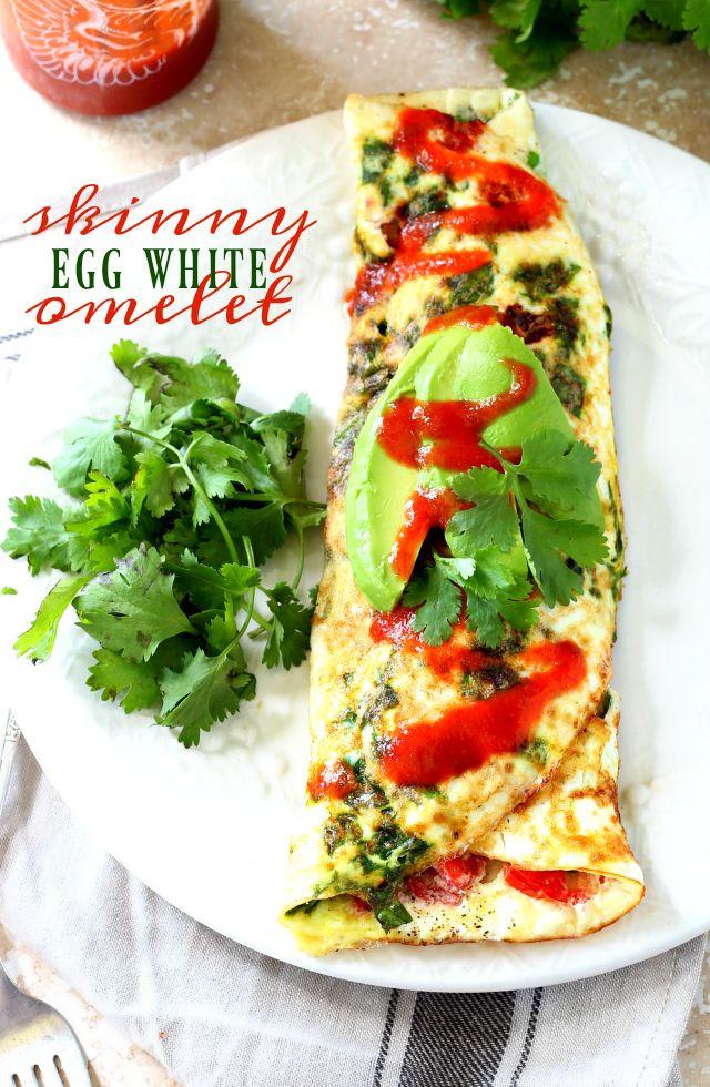 Egg White Breakfast Recipes Healthy  25 best Egg White Breakfast ideas on Pinterest