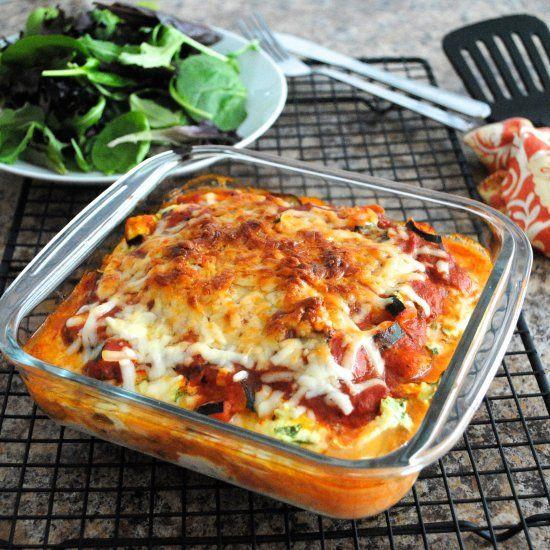 Eggplant Lasagna Healthy  Best 25 Healthy eggplant lasagna ideas on Pinterest