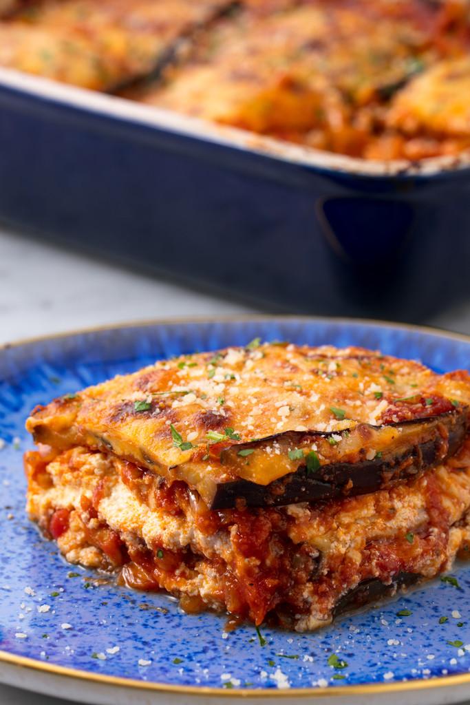 Eggplant Lasagna Healthy  100 Healthy fort Food Recipes Healthier Ideas for