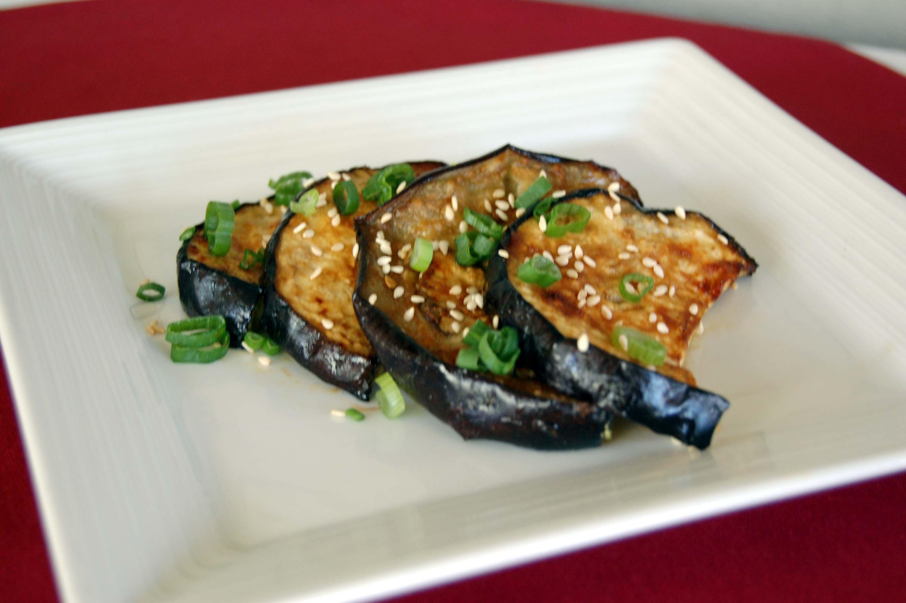 Eggplant Recipes Healthy  Healthy Recipes Asian Style Eggplant H3 Daily