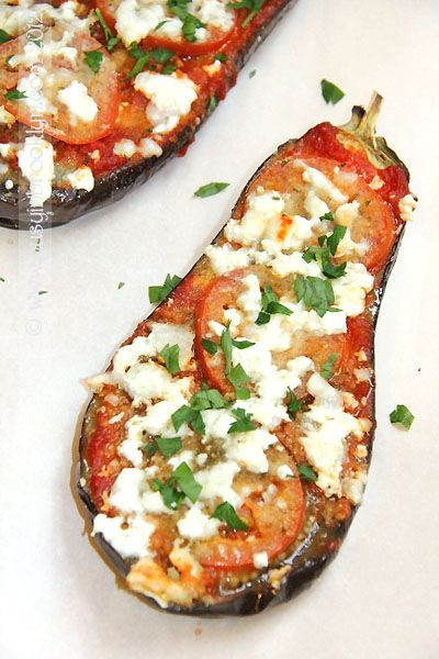 Eggplant Recipes Healthy  162 best images about Eggplant Recipes on Pinterest