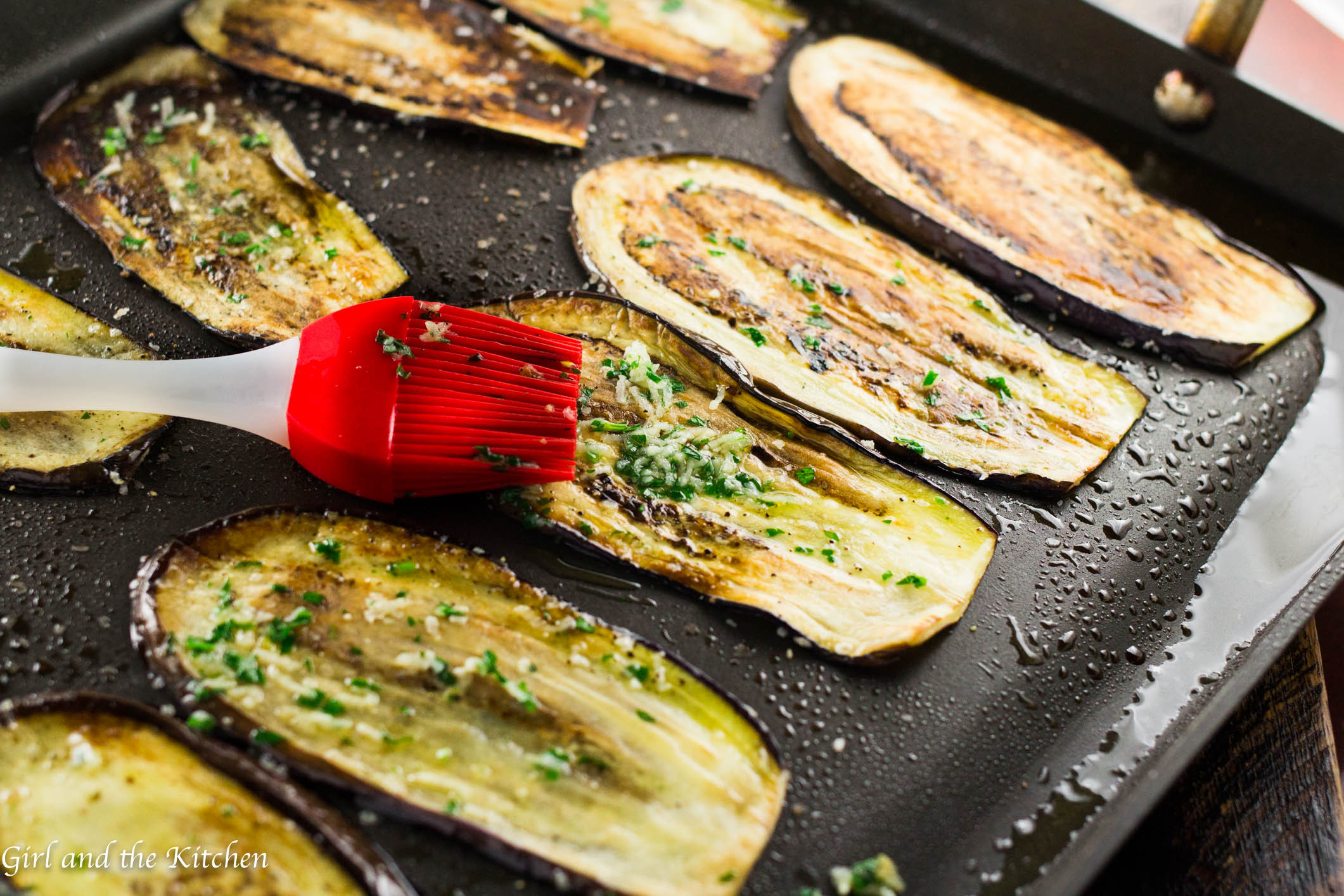 Eggplant Recipes Healthy  Healthy Pan Fried Baby Eggplant with Gremolata Girl and