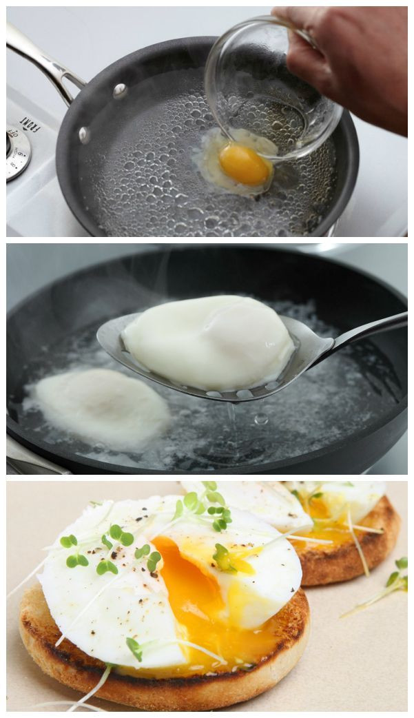 Eggs For Breakfast Healthy  17 Best ideas about Poached Eggs on Pinterest