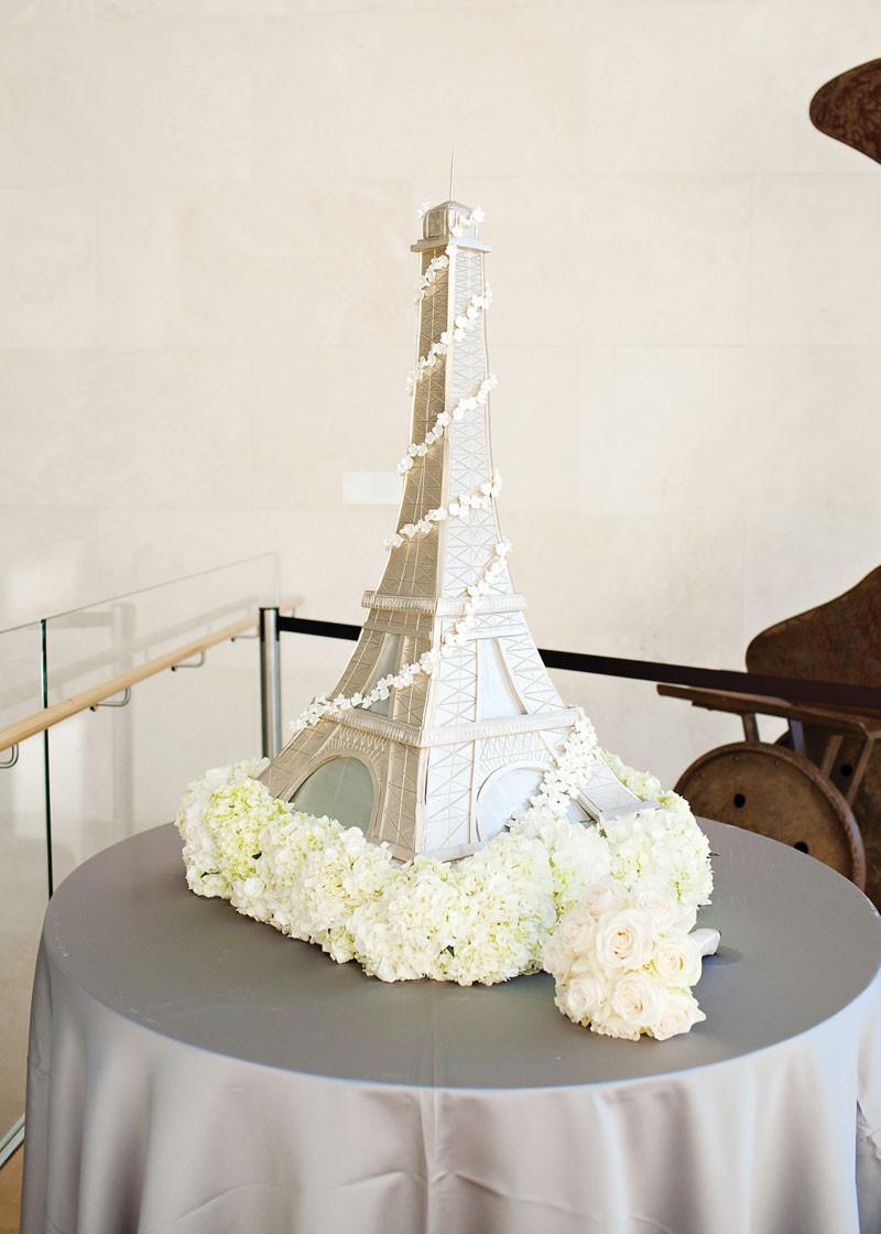 Eiffel Tower Wedding Cakes  Eiffel Tower Cakes – Decoration Ideas