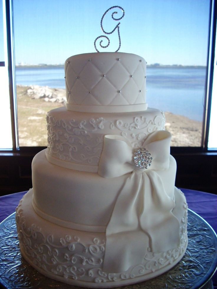 Elegant Wedding Cakes  The 25 best Elegant wedding cakes ideas on Pinterest