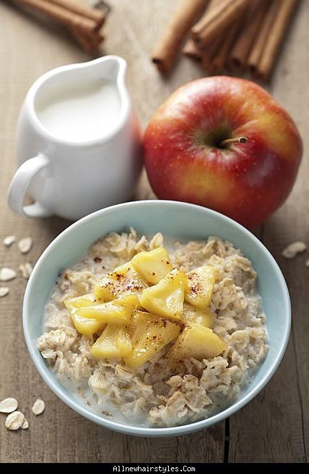 Examples Of Healthy Breakfast  Breakfast An Example of Satisfaction AllNewHairStyles