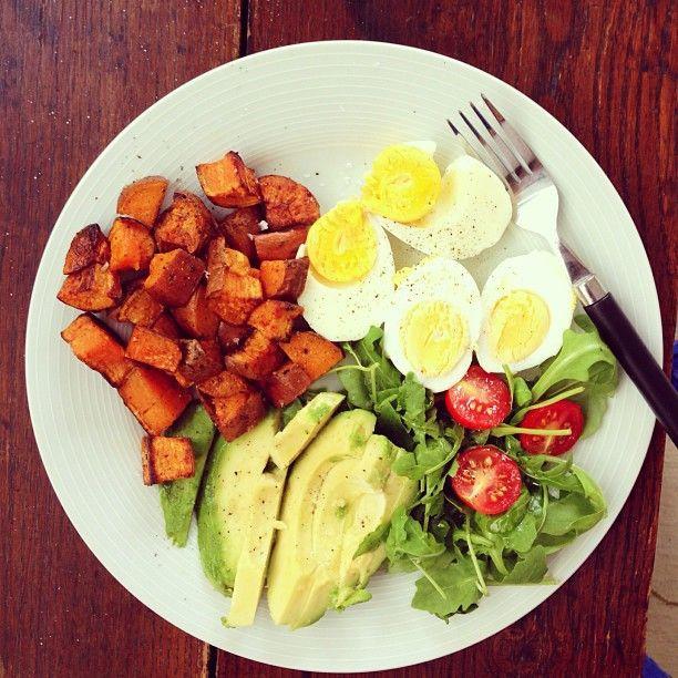 Examples Of Healthy Breakfast  Healthy breakfast example Health Inspiration