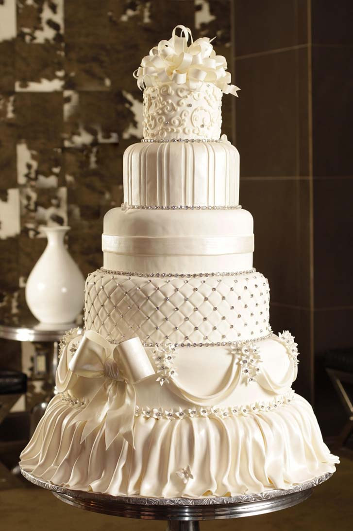 Expensive Wedding Cakes  Most Expensive Wedding Cake
