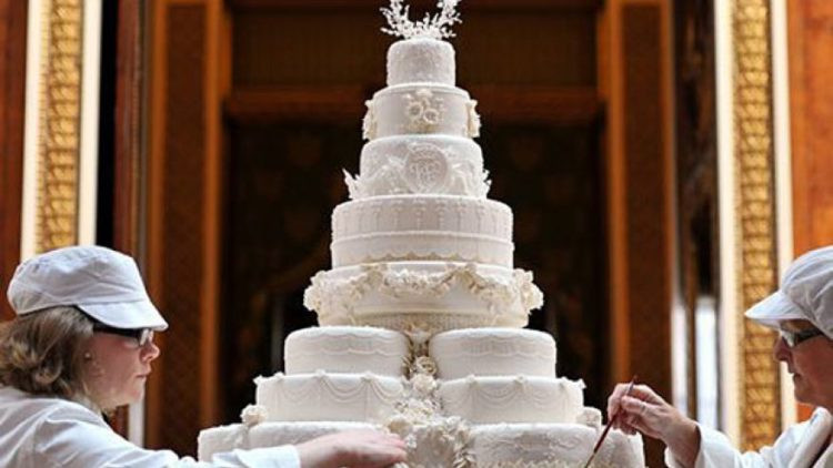 Expensive Wedding Cakes  The Most Expensive Wedding Cakes in History Money Inc
