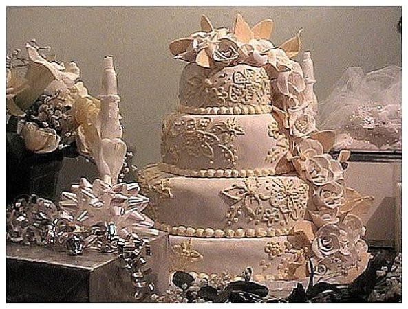 Expensive Wedding Cakes  Vanilla Cakes