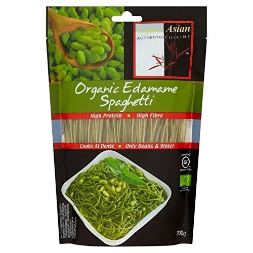 Explore Asian Organic Edamame Spaghetti  Amazon Explore Asian Gluten Free & Organic Edamame