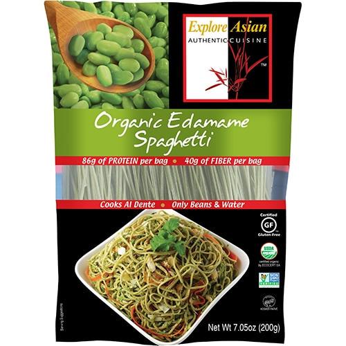 Explore Asian Organic Edamame Spaghetti  Edamame Spaghetti Ceres Organic Food Distributors