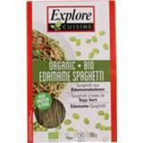 Explore Cuisine Organic Edamame Spaghetti  Explore Asian Organic Edamame Mung Bean Fettuccine 200