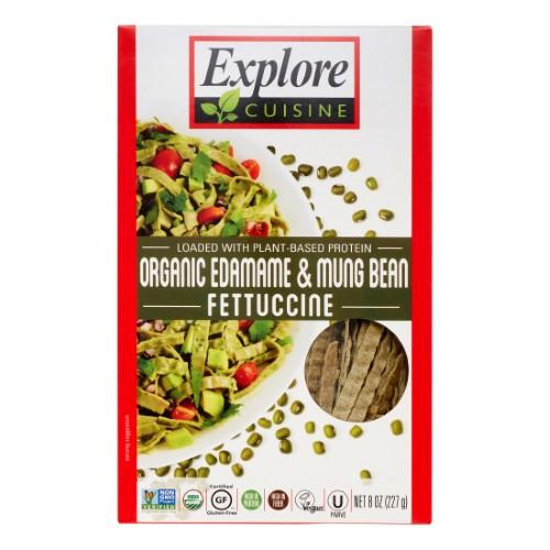Explore Cuisine Organic Edamame Spaghetti  Explore Cuisine Organic Gluten Free Pasta Edamame & Mung