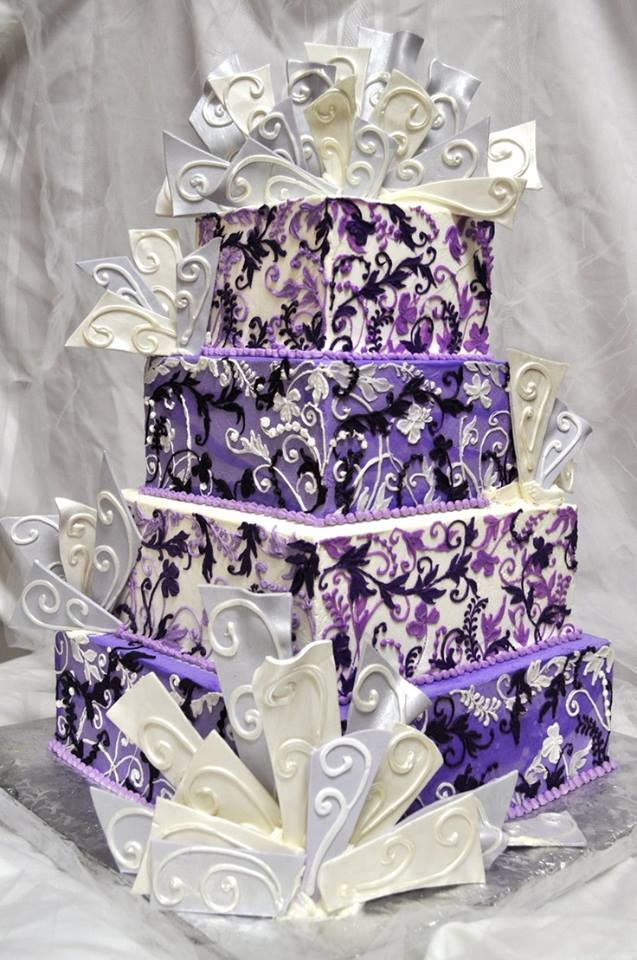 Extreme Wedding Cakes  Wedding Cakes With Fantasy Themes What Theme Is Yours