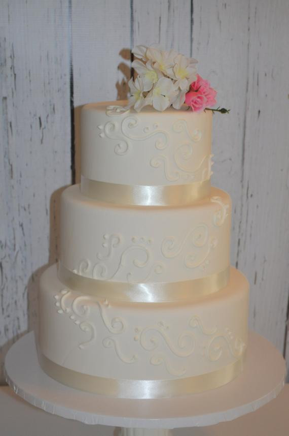 Fake Wedding Cakes For Display  Faux Wedding Cake Fake Wedding Cake 3 Tier Faux Wedding Cake