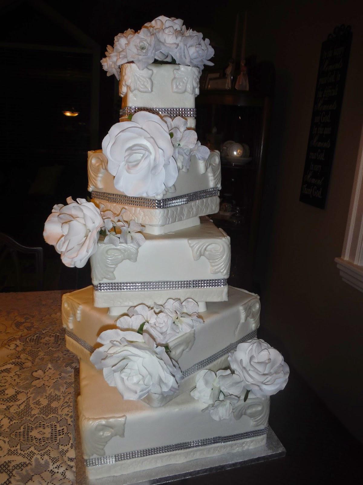 Fake Wedding Cakes For Rent  Larry the Cake Guy January 2015