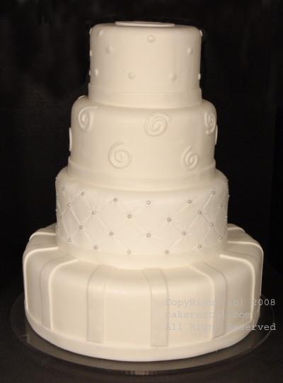 Fake Wedding Cakes For Rent  Fake Cake