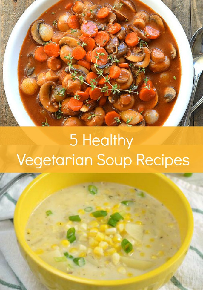 Fall Soups Healthy  5 Healthy Ve arian Soup Recipes for Fall SoFabFood