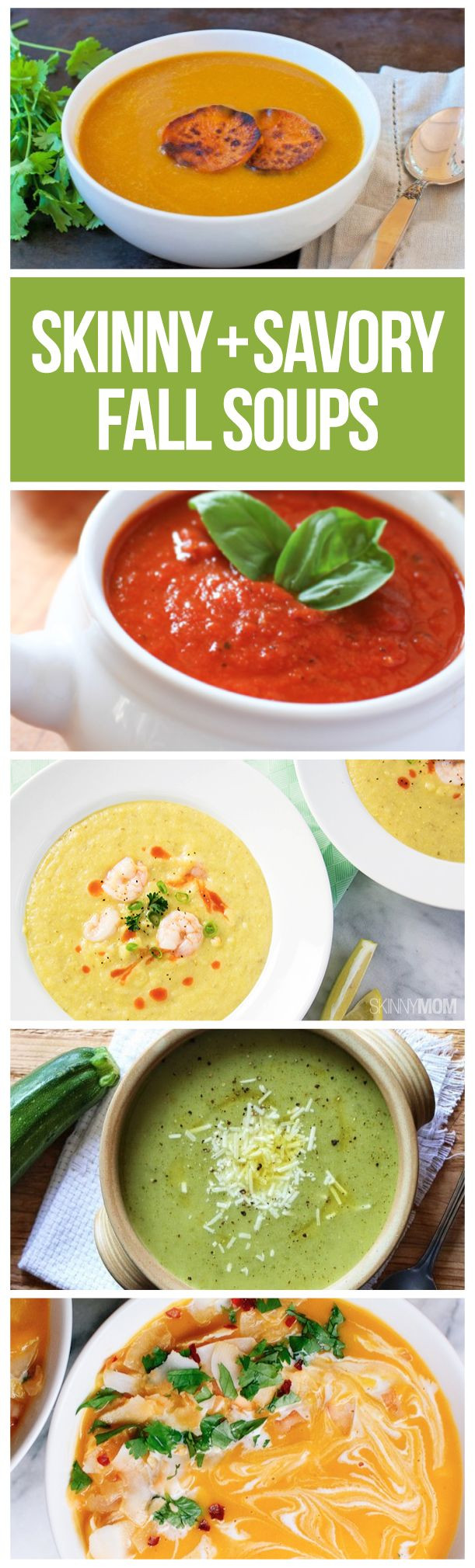 Fall Soups Healthy  Best 25 Look skinny ideas on Pinterest