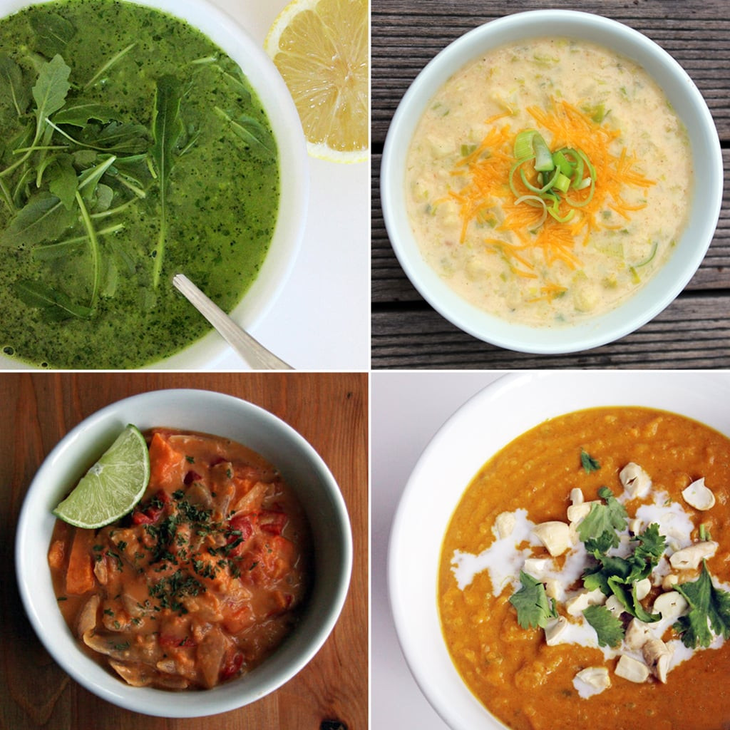 Fall Soups Healthy  Healthy Fall Soup Recipes