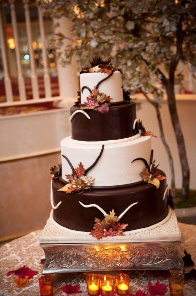 Fall Themed Wedding Cakes  Fall Wedding Cakes Reloaded • Palermo s Custom Cakes & Bakery