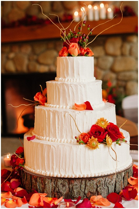 Fall Themed Wedding Cakes  24 Great Ideas for Fall Wedding Cake Decoration Style