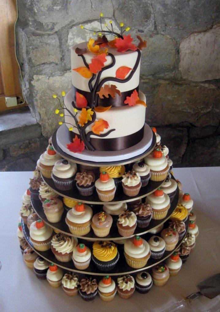 Fall Wedding Cakes Ideas  15 Fall Wedding Cake Ideas You May Love Pretty Designs