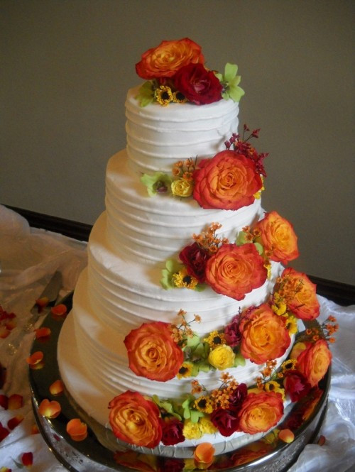 Fall Wedding Cakes Ideas  24 Great Ideas for Fall Wedding Cake Decoration Style