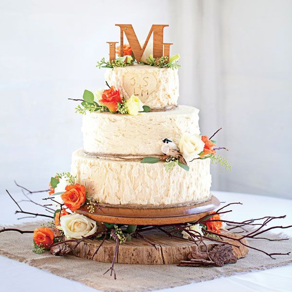 Fall Wedding Cakes Ideas  20 Rustic Country Wedding Cakes for The Perfect Fall Wedding