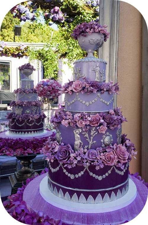 Fancy Wedding Cakes  goodbyecityhellosuburbs Elegant Wedding Cakes 2015