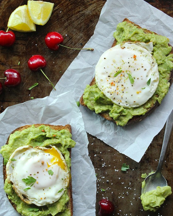 Fast Food Healthy Breakfast  Healthy Breakfast Ideas 34 Simple Meals for Busy Mornings