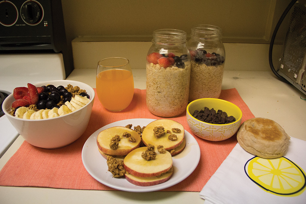 Fast Healthy Breakfast To Go  Quick and healthy breakfast ideas